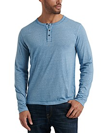 Men's Venice Burnout Henley