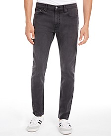Men's Slim-Fit Stretch Parker Jeans, Created for Macy's