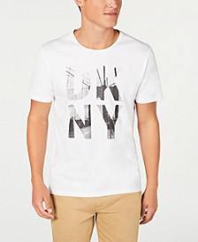 Men's Cityscape Logo Graphic T-Shirt