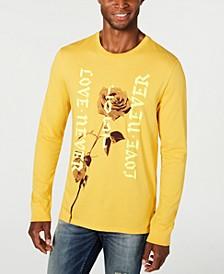Men's Love Never Lost Long-Sleeve T-Shirt