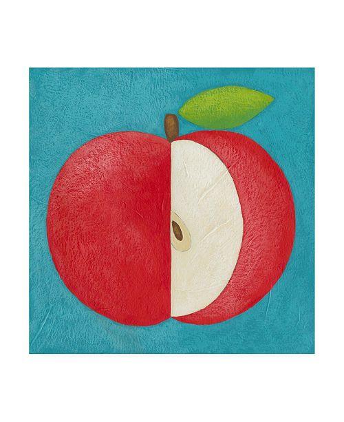 "Trademark Global Chariklia Zarris Augusts Wish VIII Canvas Art - 15.5"" x 21"""