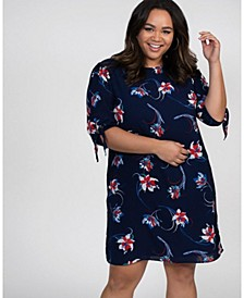 Women's Plus Size Manhattan Shift Dress