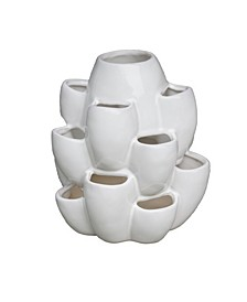Multi Purpose Ceramic Planter