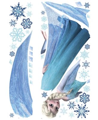 Frozen Elsa Peel and Stick Giant Wall Decal