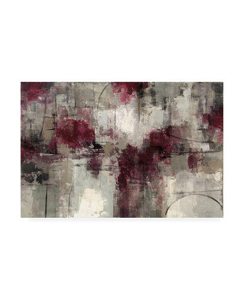 "Trademark Global Silvia Vassileva Stone Gardens Canvas Art - 36.5"" x 48"""