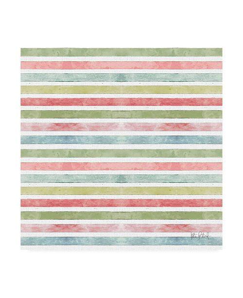 """Trademark Global Katie Pertiet Studio Botanicals Pattern III Canvas Art - 15.5"""" x 21"""""""