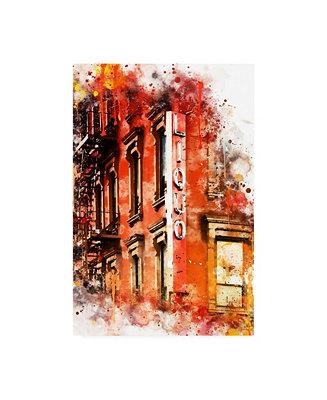 Trademark Global Philippe Hugonnard Nyc Watercolor