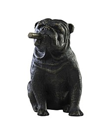 Mini Bulldog Sculpture