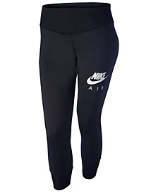 Fast Plus Size 7/8-Length Running Tights