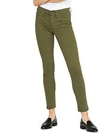 Hudson Jeans Nico Mid-Rise Super-Skinny Ankle Jeans