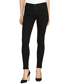 Nico Mid-Rise Super-Skinny Jeans