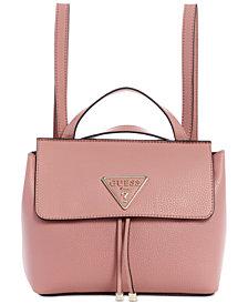 GUESS Aretha Convertible Crossbody Backpack