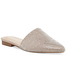 Madden Girl Tania Studded Mules