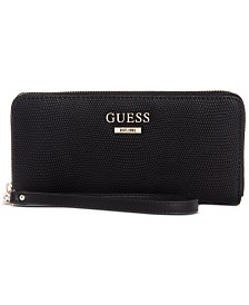 GUESS Maxxe Slim Clutch Wallet