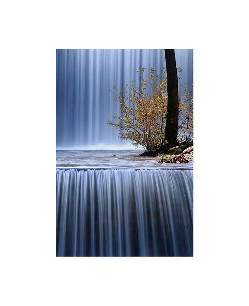 "Trademark Global Maria Kaimaki Autumn Interlude Canvas Art - 37"" x 49"""