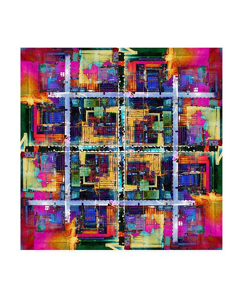 "Trademark Global Igor Shrayer Annecy 8 Canvas Art - 15"" x 20"""