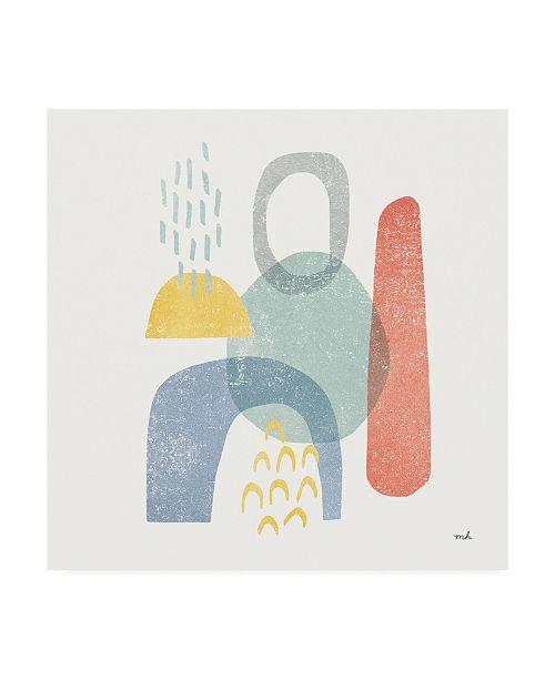 """Trademark Global Moira Hershey Milo II Canvas Art - 15"""" x 20"""""""