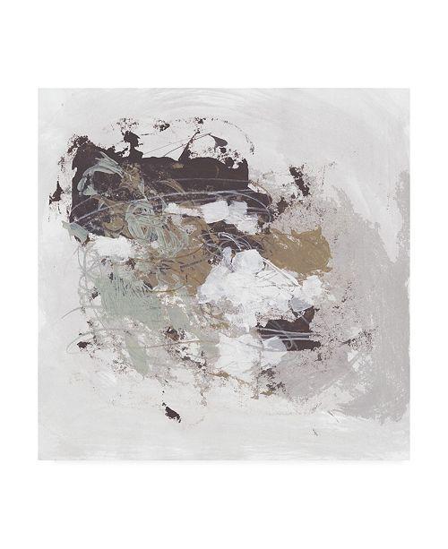 "Trademark Global June Erica Vess Kinetic Simile II Canvas Art - 27"" x 33"""