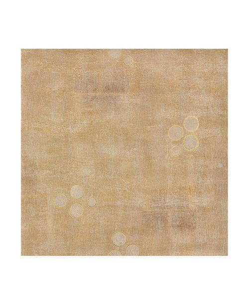 "Trademark Global Pablo Esteban Beige Texture Canvas Art - 36.5"" x 48"""