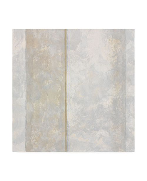 "Trademark Global Pablo Esteban White Panels Canvas Art - 36.5"" x 48"""