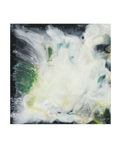 "Trademark Global Lila Bramma Ascension Abstract I Canvas Art - 36.5"" x 48"""