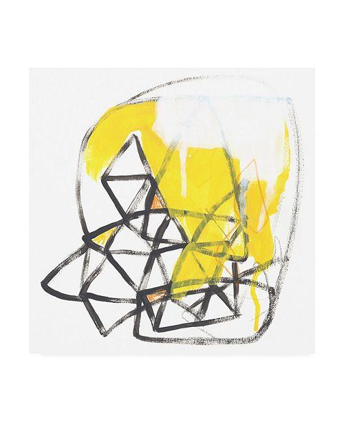 "Trademark Global June Erica Vess Acquisition IV Canvas Art - 15.5"" x 21"""