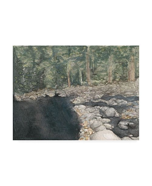 "Trademark Global Natasha Chabot Virginia Forest II Canvas Art - 19.5"" x 26"""