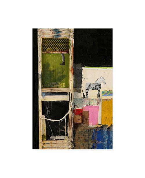 "Trademark Global Michel Keck Hard Knock Life Canvas Art - 19.5"" x 26"""