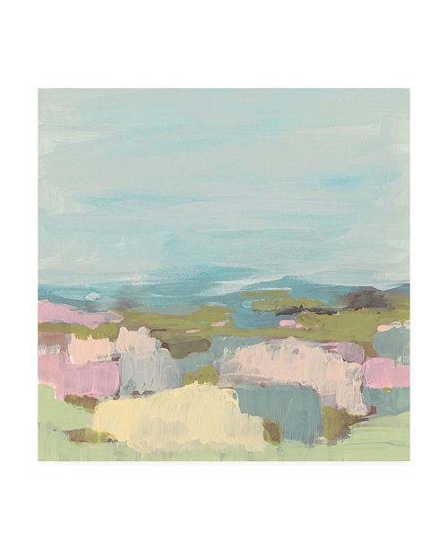 "Trademark Global Jennifer Goldberger Sweet Scape II Canvas Art - 15.5"" x 21"""