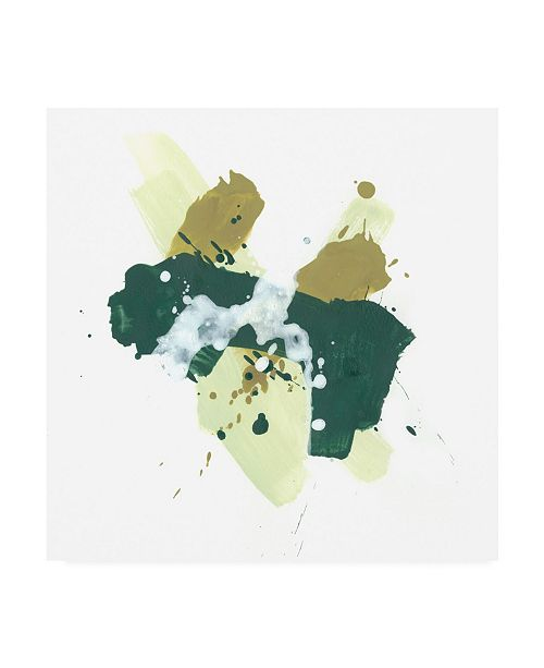 "Trademark Global June Erica Vess Midori III Canvas Art - 15.5"" x 21"""