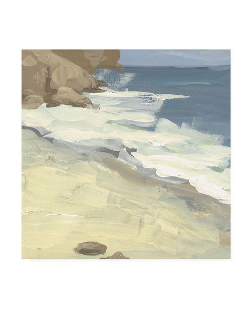 "Trademark Global Melissa Wang Oceanside II Canvas Art - 36.5"" x 48"""