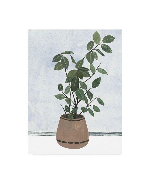 "Trademark Global Melissa Wang Mes Plants I Canvas Art - 19.5"" x 26"""