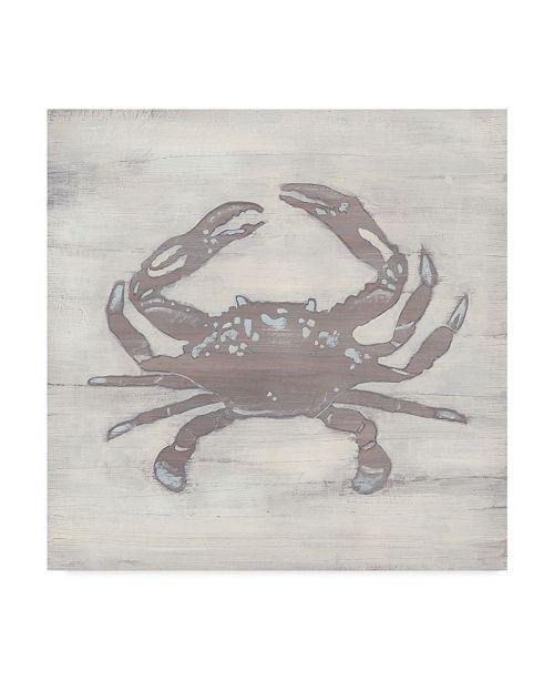 "Trademark Global June Erica Vess Driftwood Silhouette II Canvas Art - 27"" x 33"""