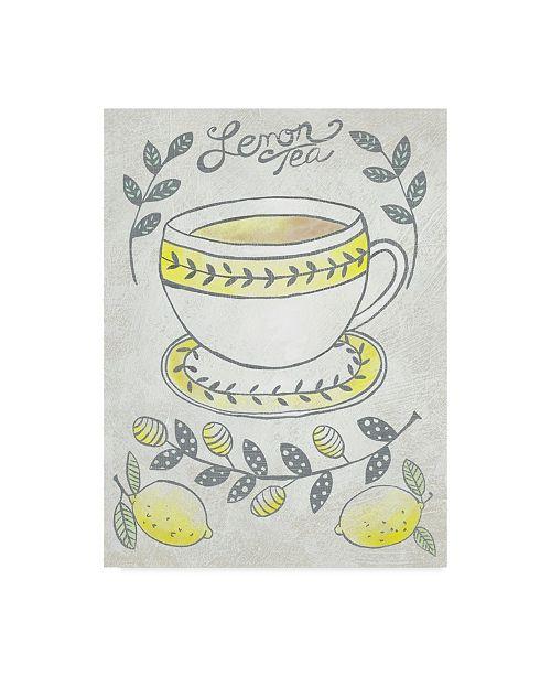 "Trademark Global Chariklia Zarris Breakfast Club IV Canvas Art - 20"" x 25"""