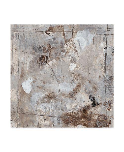 "Trademark Global Tim Otoole Neutral Jostle II Canvas Art - 20"" x 25"""