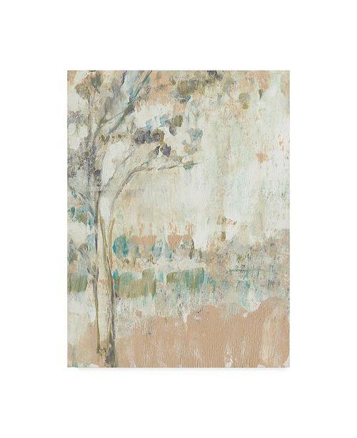 "Trademark Global Jennifer Goldberger Ethereal Tree I Canvas Art - 20"" x 25"""