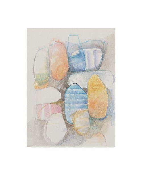 "Trademark Global Mike Schick Beneath the Surface II Canvas Art - 20"" x 25"""