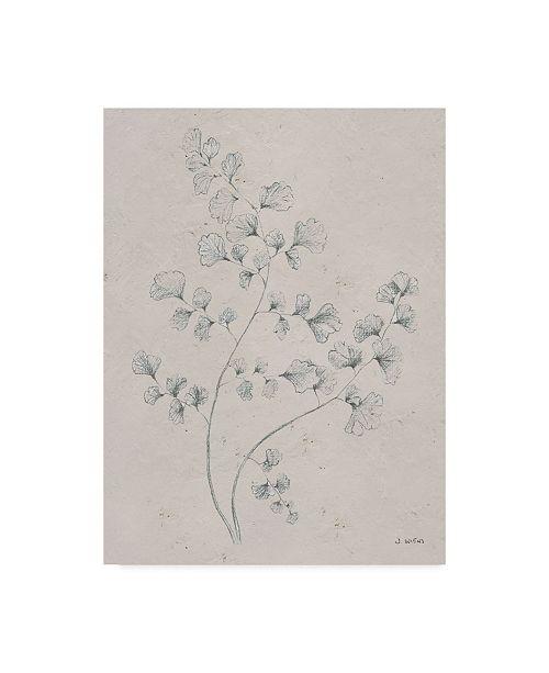 "Trademark Global James Wiens Soft Summer Sketches IV Canvas Art - 37"" x 49"""