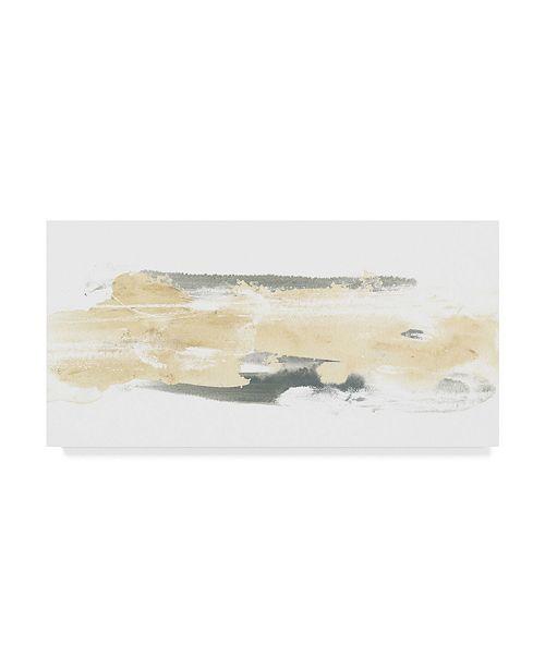"Trademark Global June Erica Vess Neutral Geology I Canvas Art - 20"" x 25"""