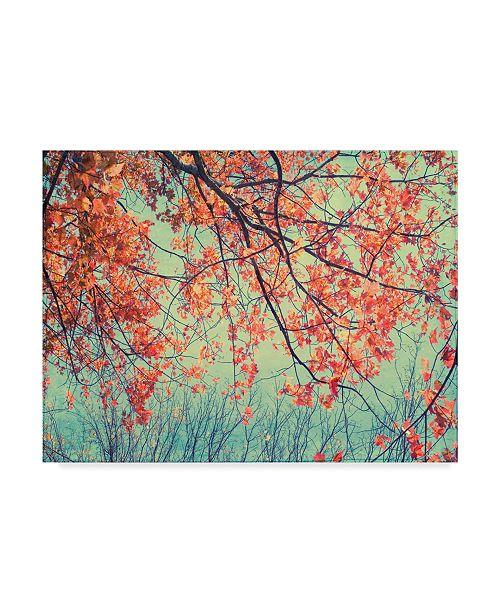 "Trademark Global Judy Stalus Autumn Tapestry II Canvas Art - 15"" x 20"""