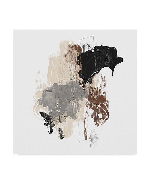 "Trademark Global June Erica Vess Missive I Canvas Art - 27"" x 33"""