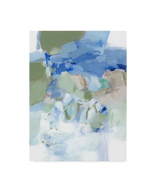 "Trademark Global Christina Long After Hours I Canvas Art - 20"" x 25"""