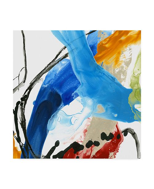 "Trademark Global June Erica Vess Formulation III Canvas Art - 15"" x 20"""