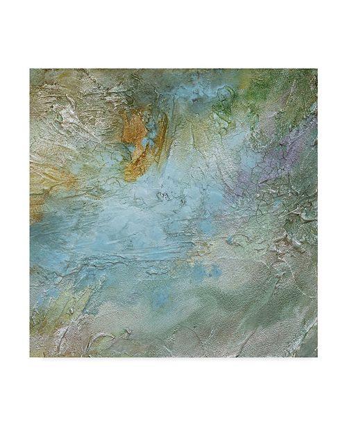 "Trademark Global Sheila Finch Pastel Currents II Canvas Art - 15"" x 20"""