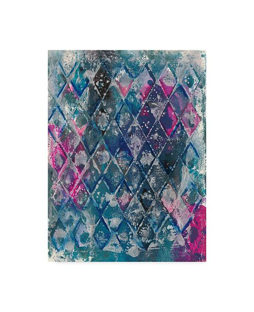 """Trademark Global Joyce Combs Wired For Spring I Canvas Art - 15"""" x 20"""""""