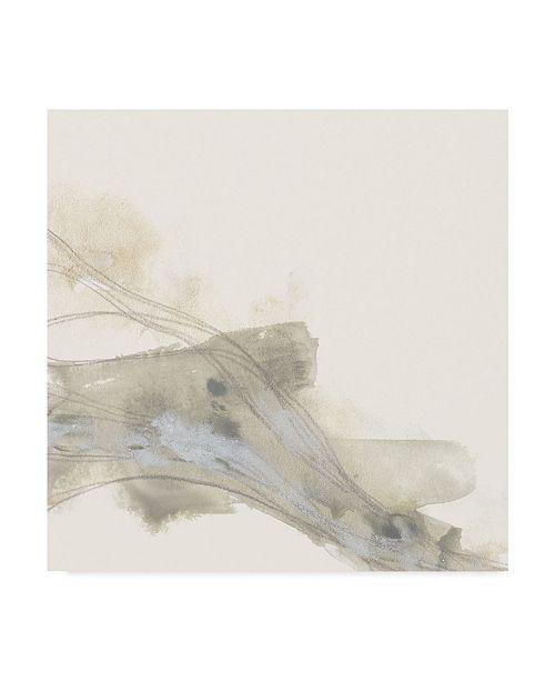 "Trademark Global June Erica Vess Vapor 6 Canvas Art - 20"" x 25"""