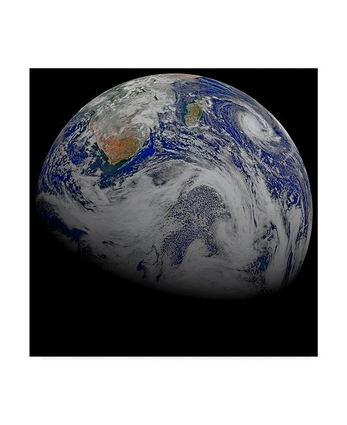 """Trademark Global Unknown Space Photography III Canvas Art - 15"""" x 20"""""""