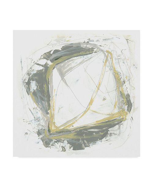 "Trademark Global June Erica Vess Neutral Diadem I Canvas Art - 15"" x 20"""