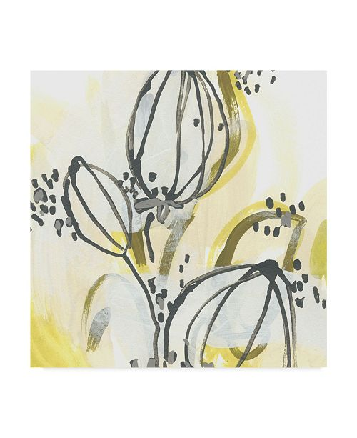 "Trademark Global June Erica Vess Podular I Canvas Art - 20"" x 25"""