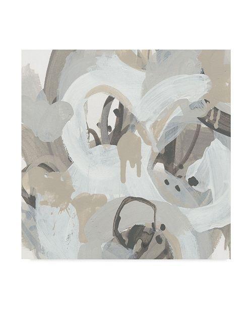 "Trademark Global June Erica Vess Oscillate I Canvas Art - 15"" x 20"""